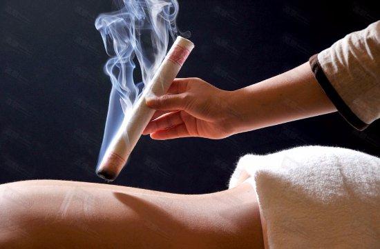 Moxa massage Luton